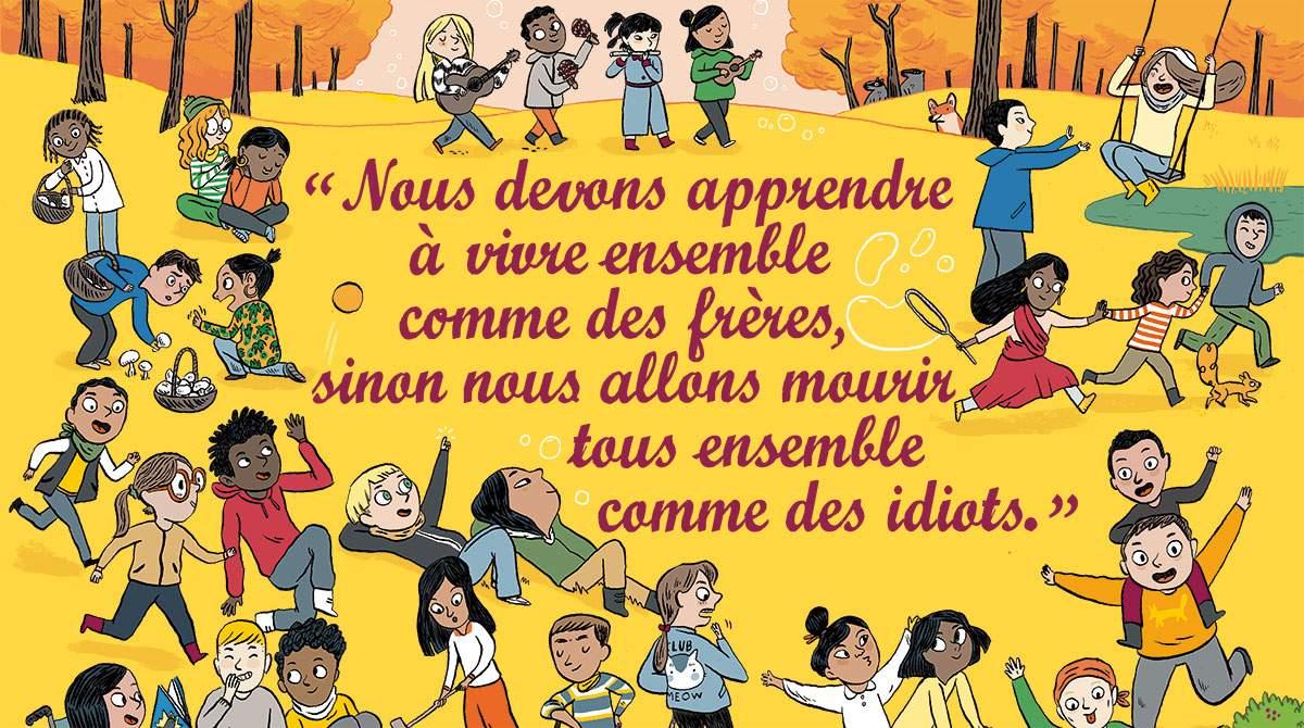 Attentats de Paris : comment répondre aux questions des enfants ?