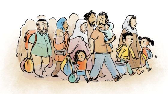 Crise des migrants: des documents pour comprendre l'actualité