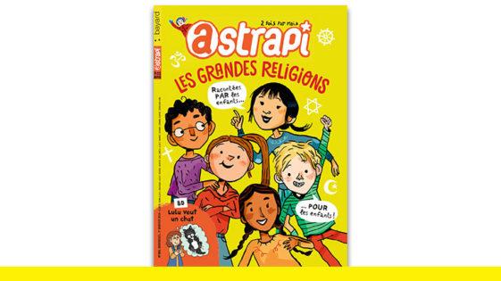 Faut-il parler des religions dans les magazines pour vos enfants?