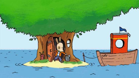 Du magazine au dessin animé, que d'aventures avec Polo!