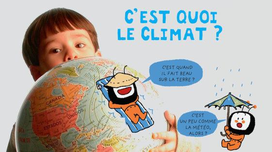 Climat : comment expliquer aux enfants et aux adolescents?