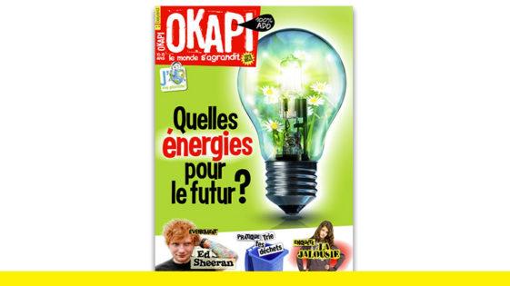 Ados : le plein d'énergies pour le futur avec le magazine Okapi