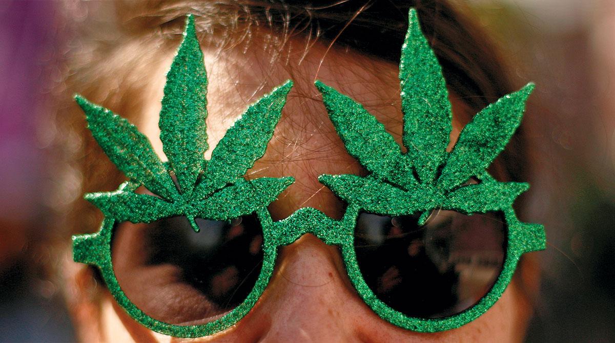 Test : comment le cannabis vous enfume-t-il ? © REUTERS / Rafael Marchante