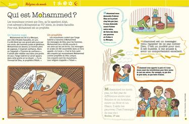 """""""Qui est Mohammed ?"""" le magazine d'éveil à la foi Filotéo explique qui est le prophète Mohammed"""