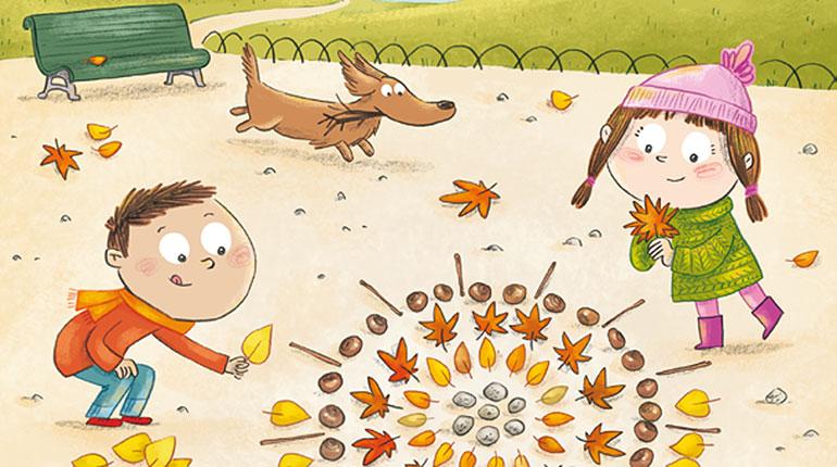 Des activités pour les enfants à faire en balade ou à la maison