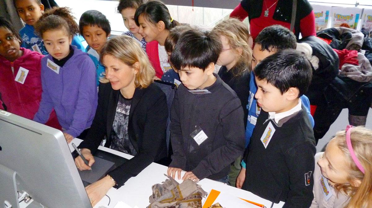 Semaine de la presse et des médias dans l'école : Bayard Jeunesse ouvre ses portes aux enfants !