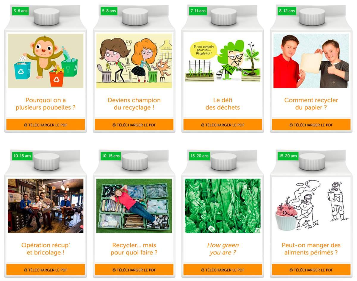 Les magazines de vos enfants s'engagent pour la planète ! Leurs rédactions vous proposent des enquêtes, des idées pratiques, des bricolages… à télécharger pour s'informer et agir en famille.