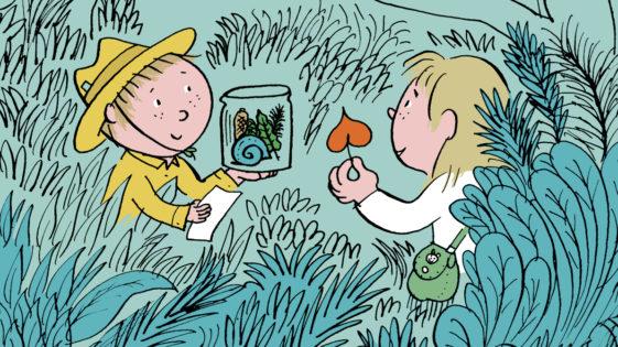 7 idées pour découvrir la nature en famille!