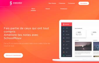 Consulter le site Schoolmouv.fr
