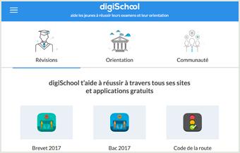 Consulter le site digischool.fr