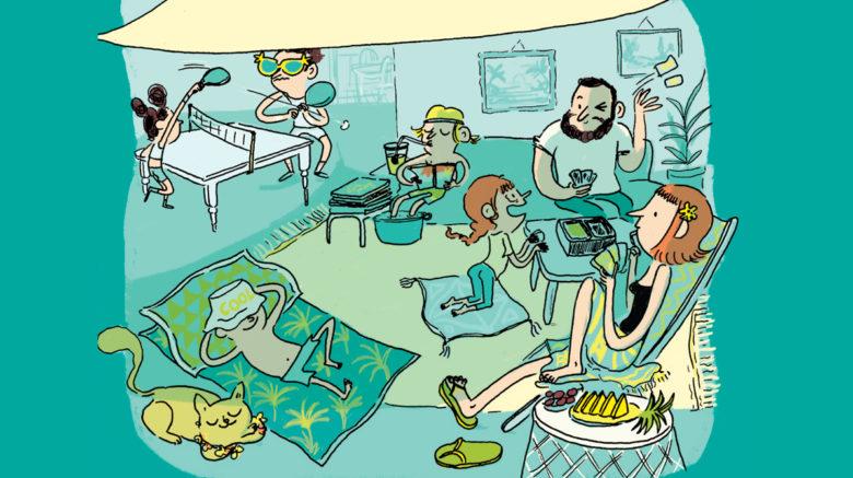 Vacances : halte à la routine!