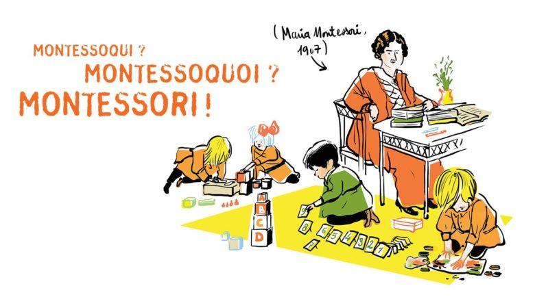 """""""Méthode Montessori"""" : prêts à vous lancer?"""