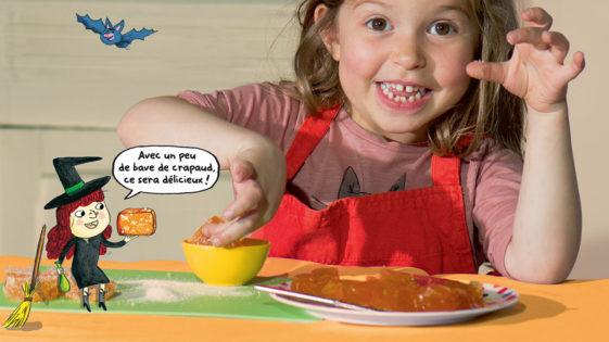 À faire avec les enfants : les pâtes de fruits à la citrouille
