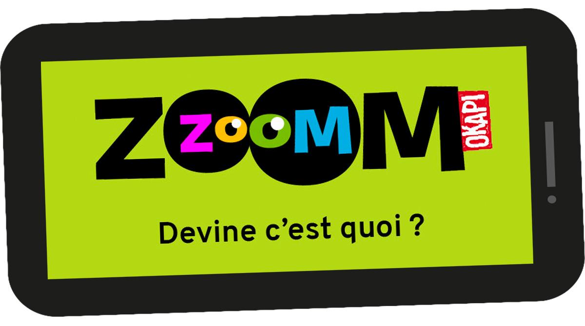 ZoomZoomOkapi, la 1re appli des 10-15 ans pour apprendre et jouer à décrypter l'actualite en images