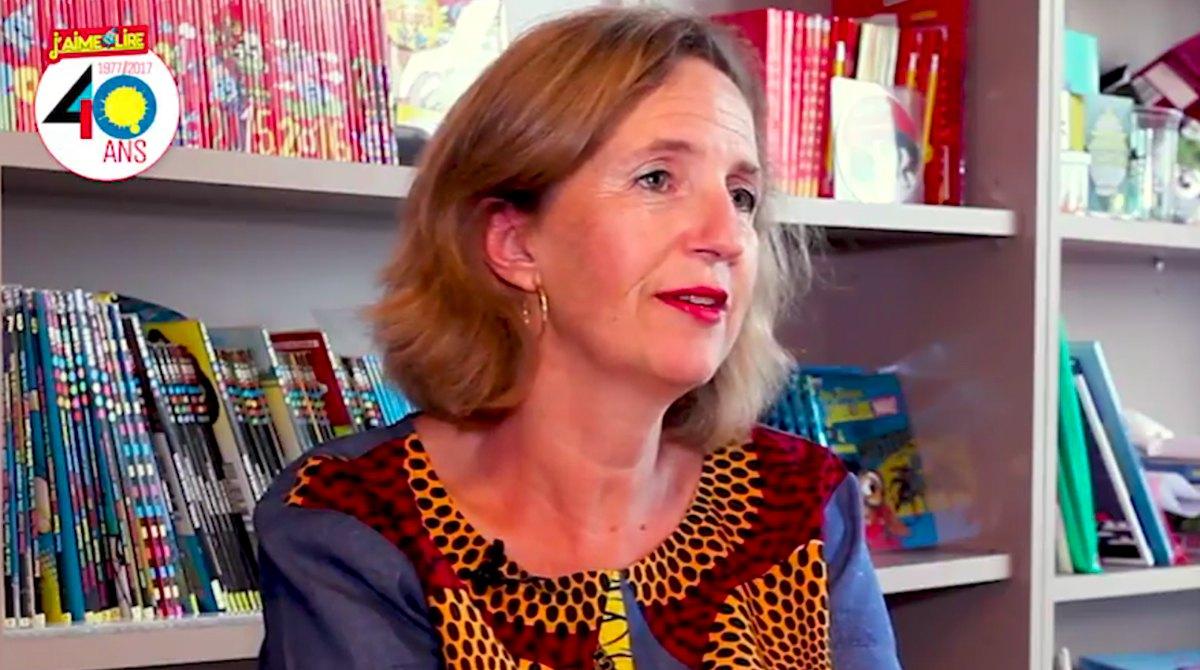 Vidéo : J'aime lire, la lecture plaisir pour tous les enfants - Delphine Saulière, rédactrice en chef du magazine