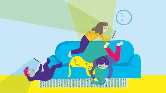 Écrans: quels sont les risques pour les jeunes enfants?