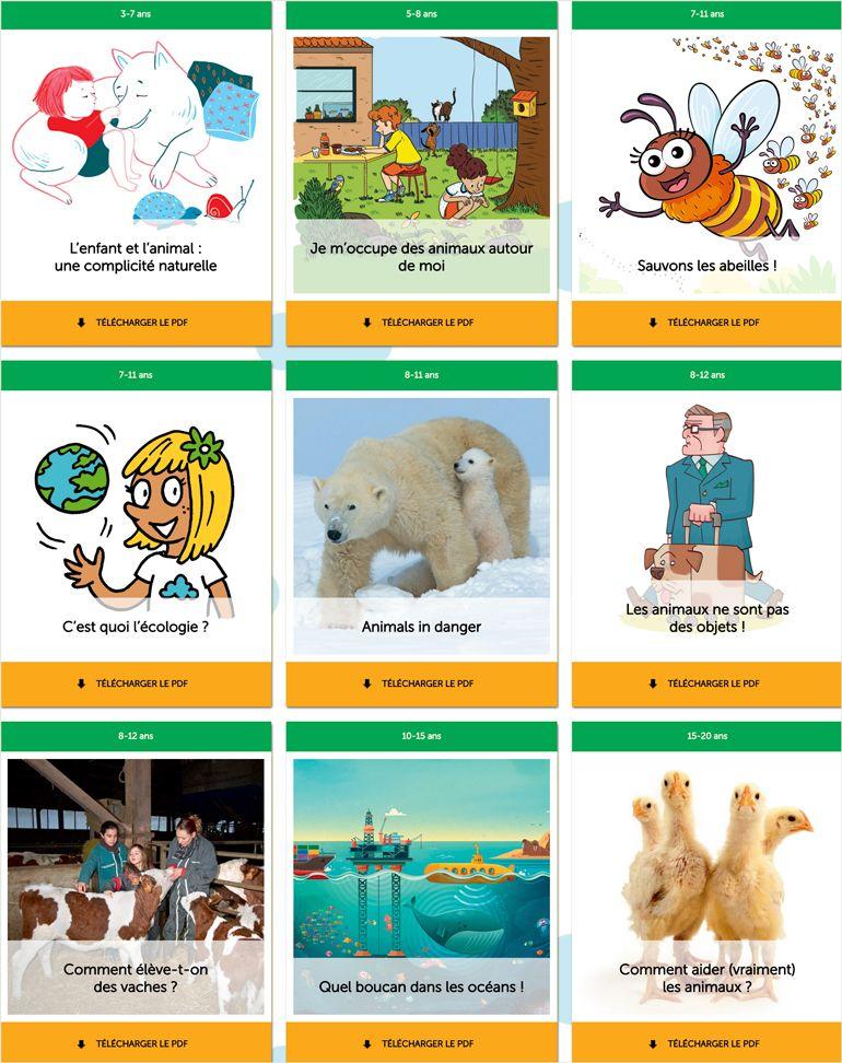 """Téléchargez la sélection d'articles sur la page dédiée à l'opération """"J'aime ma planète !"""""""