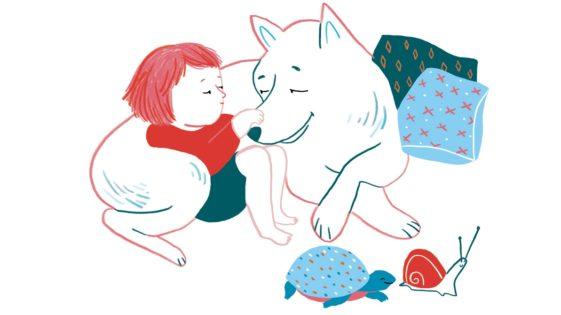 L'enfant et l'animal : une complicité naturelle!