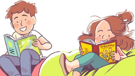 """Vidéo : """"Un livre a disparu"""", le nouveau roman du magazine J'aimelire"""