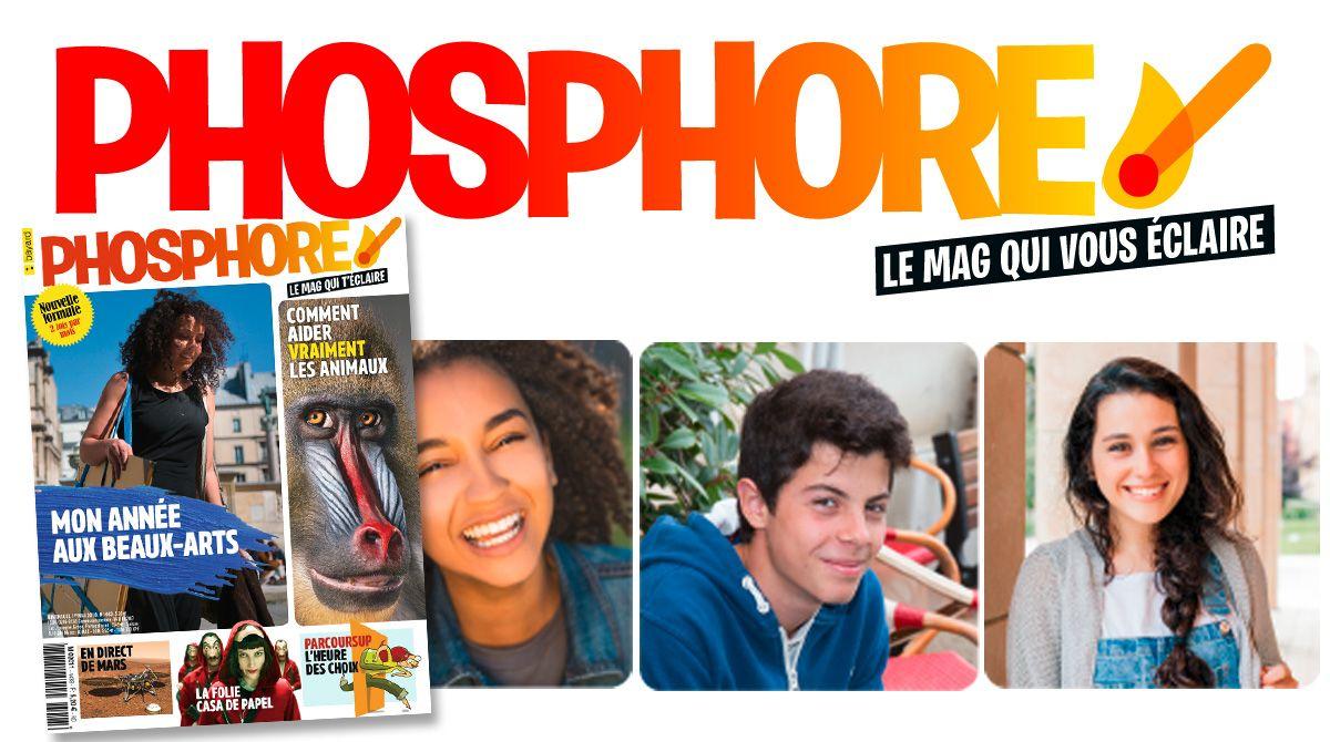 Phosphore n°443, mai 2018 - Fake news : comment aiguiser l'esprit critique des ados?