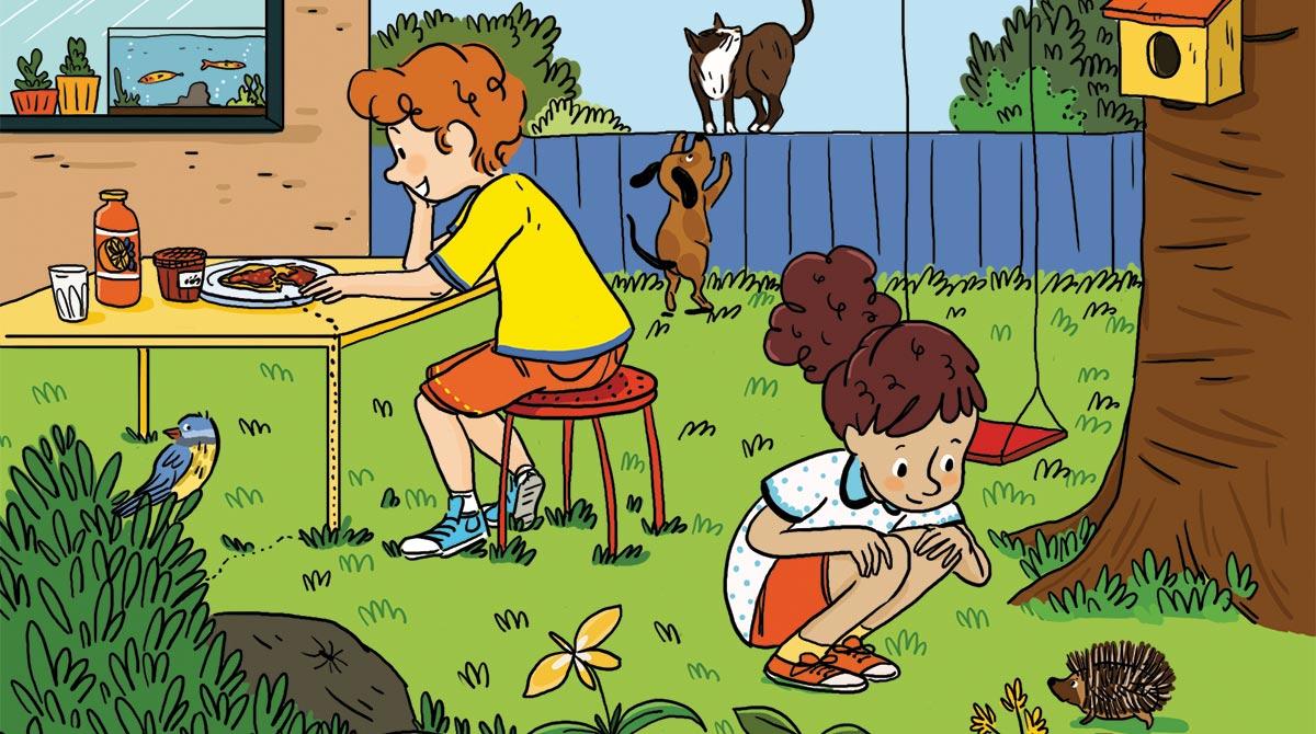 Les magazines Bayard Jeunesse s'engagent pour les animaux