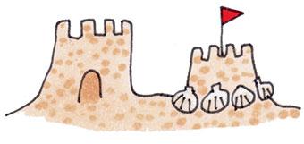 """""""Vive les vacances chez les grands-parents!"""", supplément pour les parents du magazine Popi n° 384, août 2018. Texte : Joséphine Lebard. Illustrations du dossier et de la couverture: Kanako, agence Marie Bastille."""