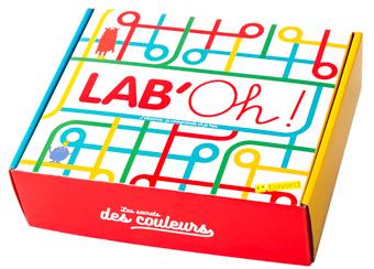 Lab'Oh ! Des box pour apprendre autrement les sciences