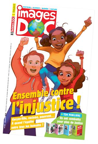 Couverture du magazine Images Doc de décembre 2018