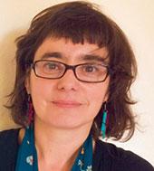 Edwige Chirouter est maître de conférences à l'Université de Nantes et titulaire de la chaire de l'Unesco sur la philosophie avec les enfants. Photo : DR.
