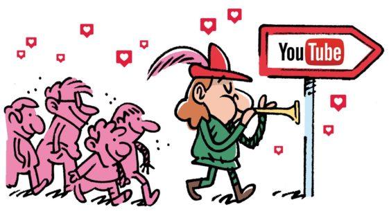 Influenceurs sur les réseaux sociaux: comment ça marche?