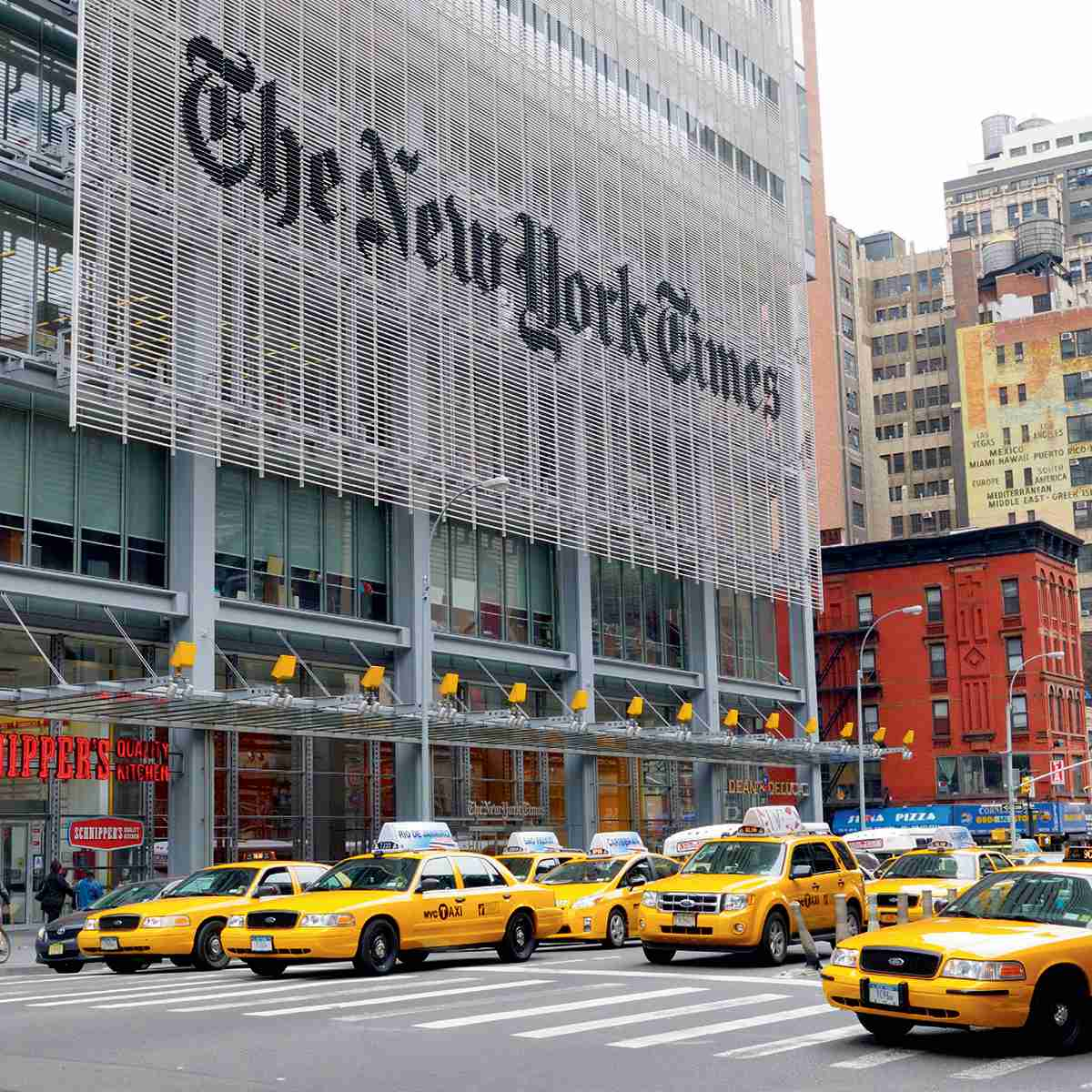 Success Story : The New York Times