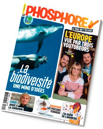 Voir le sommaire du magazine Phosphore n°465, 1er mai 2019