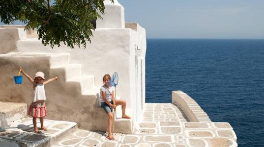 Vacances en famille du 21 au 28 août 2021 : Crète, île de mythologie et de soleil