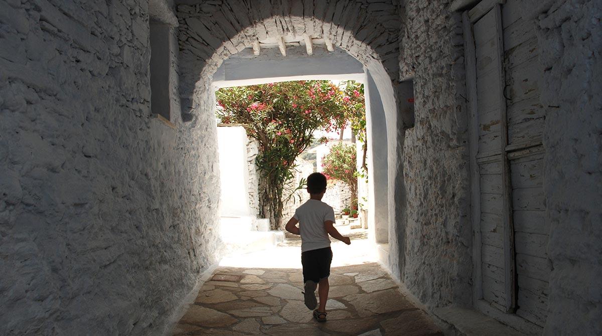 Vacances en famille : à la rencontre des dieux et héros grecs