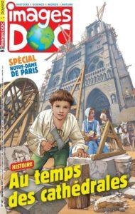 couverture du magazine Images Doc pour les 8-12ans