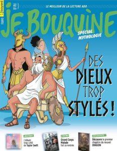 couverture magazine Je Bouquine pour les 12-15ans