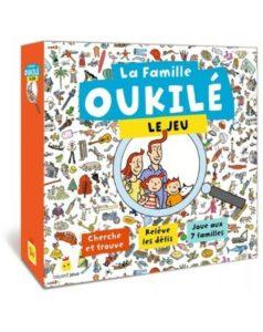 Jeu - La famille Oukilé - Jeu d'observation et de rapidité
