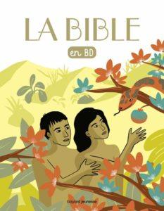 couverture du livre 'La Bible en BD'