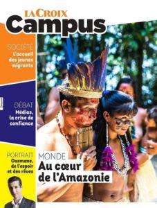 Couverture du magazine La Croix Campus pour les 17ans et+