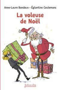 couverture du livre 'La voleuse de Noël'