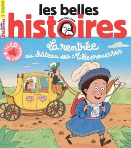 couverture du magazine Les Belles Histoires pour les 4-7ans
