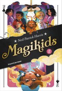 couverture du livre 'Magikids, tome 2'