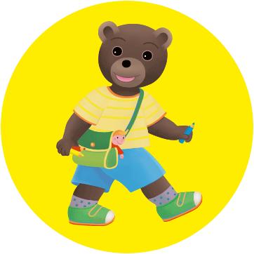 Petit Ours Brun, le héros préféré des enfants de 2 à 4 ans !
