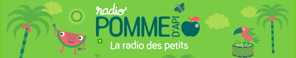 Radio Pomme d'Api, la radio des petits