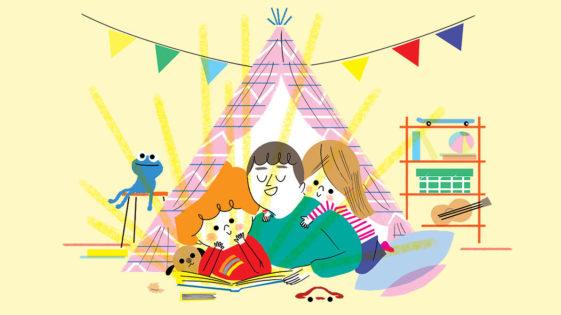 Lire avec son enfant, pourquoi c'est important?
