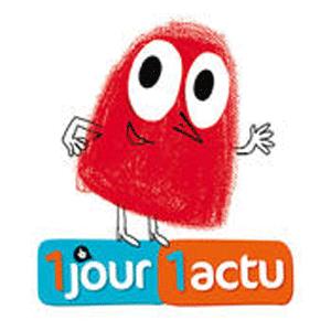 1 jour / 1 actu, l'application du magazine d'actualités pour les enfants dès 8 ans