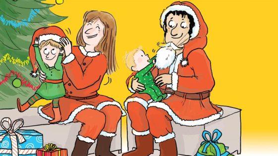 Noël en famille… quelle histoire!