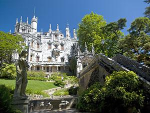 La visite des plus beaux palais de Sintra.