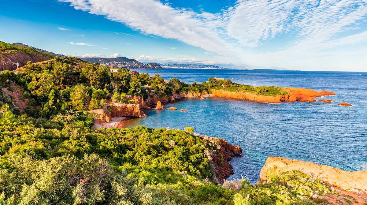 Côte d'Azur en famille : La Napoule