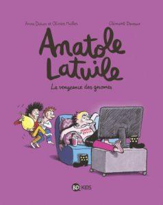 couverture de la BD 'Anatole Latuile, tome 13, La vengeance des gnomes'